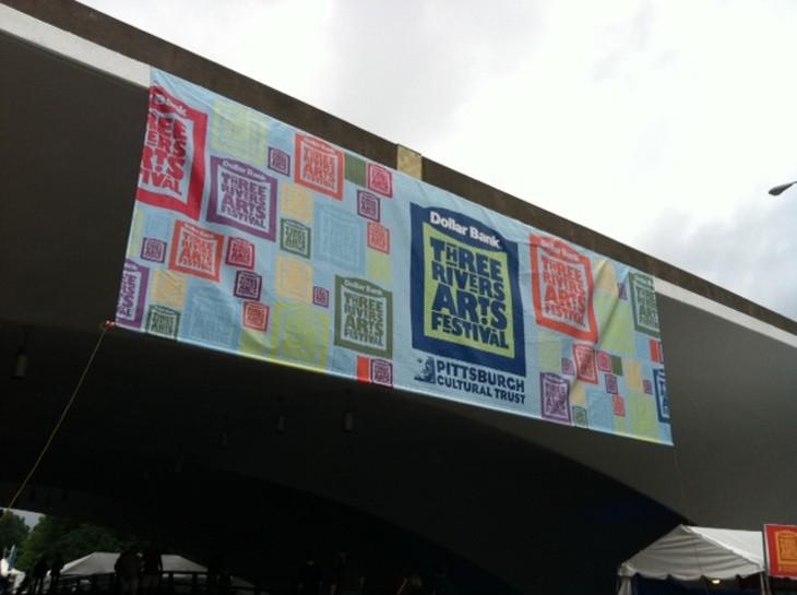 2013 Dollar Bank Three Rivers Arts Festival