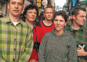 The Ex: 27 years of Dutch art-punk