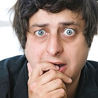 A conversation with comedian Eugene Mirman.