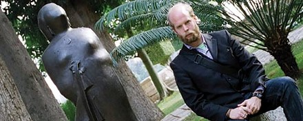 "A darkness: Bonnie ""Prince"" Billy"