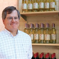 A family-owned winemaker joins the Strip District's mix