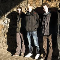 After a rough patch, Scottish rockers We Were Promised Jetpacks are flying high.