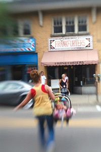 A Lincoln Avenue street scene - PHOTO: HEATHER MULL