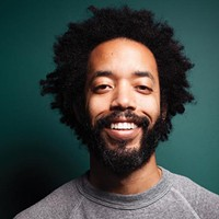 """A little bit of a megalomaniac"": Wyatt Cenac"
