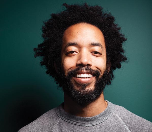 A little bit of a megalomaniac, Wyatt Cenac