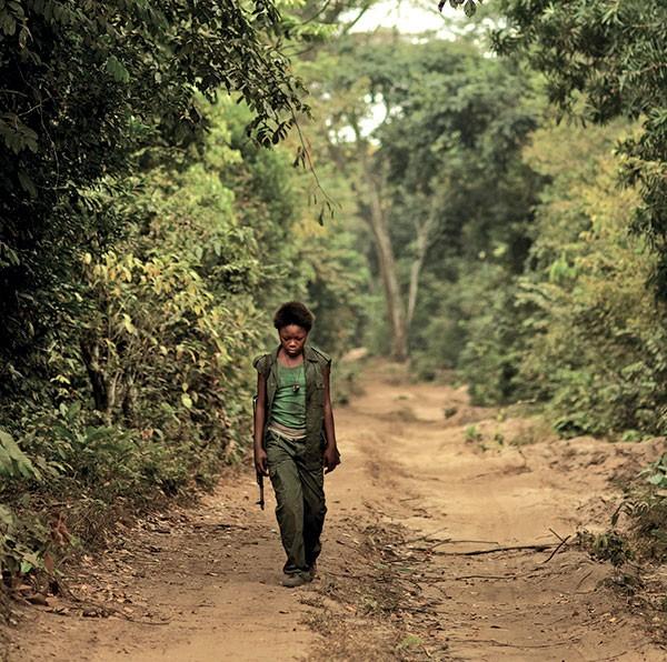 A long walk: Komona (Rachel Mwanza)