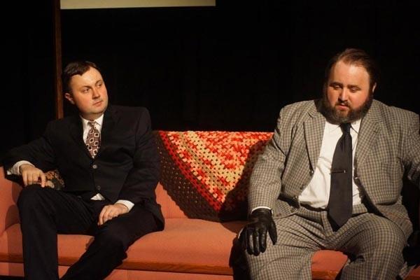 A New Death at Throughline Theatre