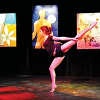 A new troupe debuts, specializing in contemporary concert dance