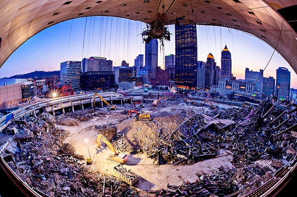 A photo from David Aschkenas' Arena: Remembering the Igloo.
