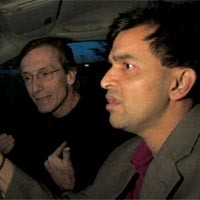 A Pittsburgh doctor's mid-life crisis fuels <i>Dr. Ravi & Mr. Hyde</i>.