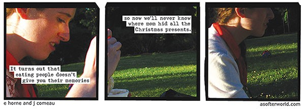 A Softer World, internet comic