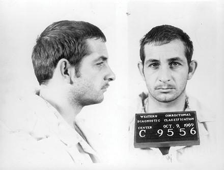 A Stanley Hoss mugshot