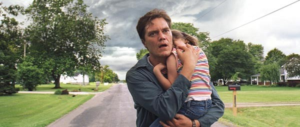 A storm's coming: Michael Shannon
