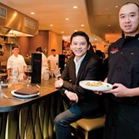 Best New Restaurant, Best Fusion Restaurant, Best Appetizers