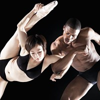 Acclaimed choreographer offers a ballet based on a physics book