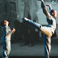 Acclaimed choreographer Ronald K. Brown and company Pittsburgh-premiere a work honoring Teenie Harris and Pittsburgh Jazz.