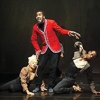 Acclaimed choreographer's new work explores the history of African-American humor.