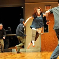 Acting up: <i>Circle Mirror Transformation</i> at Pittsburgh Public Theater.