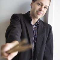 Radical Riffs series hosts composer and percussionist Lukas Ligeti