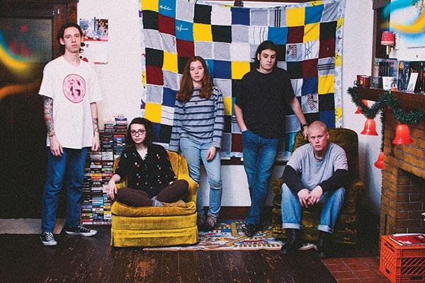 Adventures: (from left) Jami Morgan, Kimi Hanauer, Reba Meyers, Dominic Landolina and Joe Goldman - PHOTO COURTESY OF KIMI HANAUER