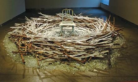 "Aerie notion: Susan Taylor Glasgow's ""The Communal Nest."""