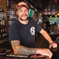 After a long journey, Smiling Moose owner Mike Scarlatelli celebrates 10 years with a grin