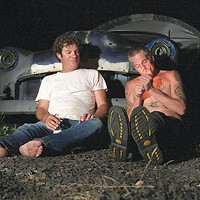 After the end of Ween, Dean Ween carries on in longtime project Moistboyz
