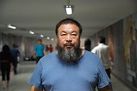 Ai Weiwei: The Fake Case documentary at Harris Theater