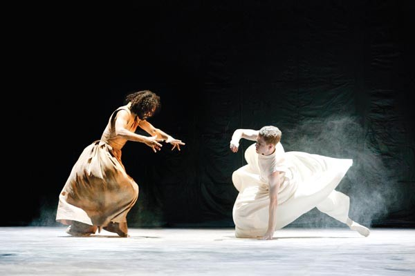Akram Khan Company's Vertical Road