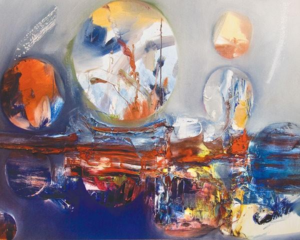 """Al Bright' s """"Portals in Time"""""""