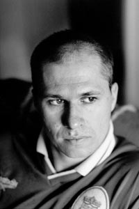 Aleksandar Hemon. - PHOTO COURTESY OF VELIBOR BOOVIć.