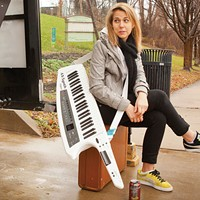 Ali Spagnola's Power Move