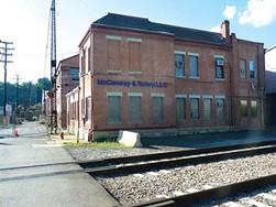 McConway & Torley facility in Lawrenceville - PHOTO BY LAUREN DALEY