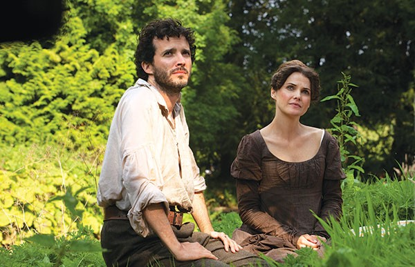 All's fair in Austenland: Bret McKenzie and Keri Russell