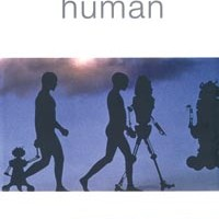 Three books about what it means to be human -- and maybe post-human.