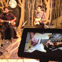 Altar TV brings national and local musicians to an Internet audience