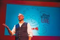 Alton Brown Live