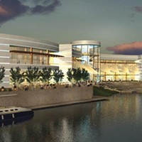 Casino gets master plan approval over continued objections of corporate neighbors