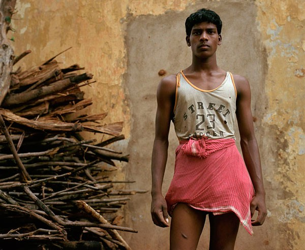 An image from The Koraput Survivors Project