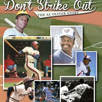 An interview with former Pirates slugger Al Oliver; appearing at PNC Park this weekend