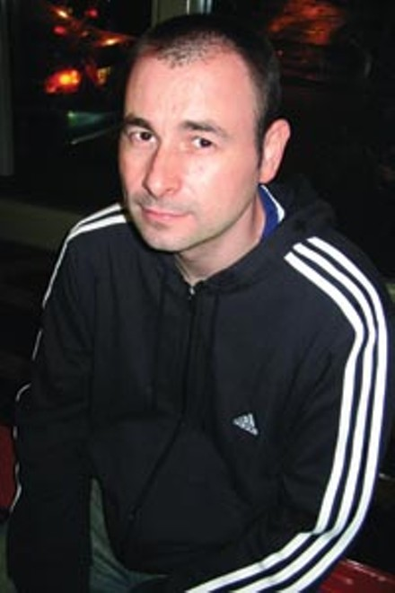 An old 'head: DJ Andy Smith
