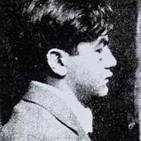 "Andy Warhol's ""Most Wanted Men No. 2, John Victor G"""