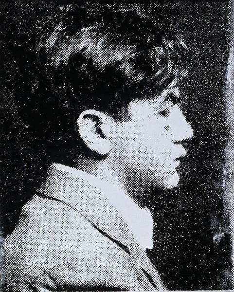 Andy Warhol's Most Wanted Men No. 2 John Victor G
