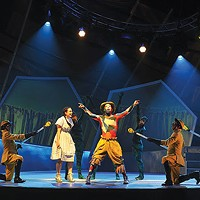 <i>The Wiz</i> at Carnegie Mellon Drama