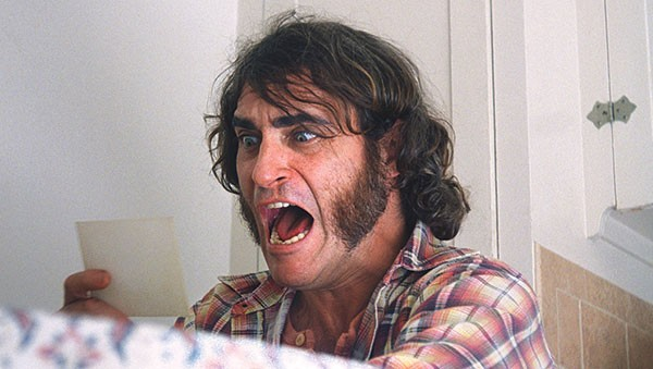 Another day at the office: Joaquin Phoenix in Inherent Vice