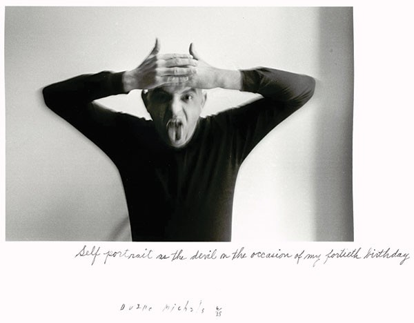 Art by Duane Michals
