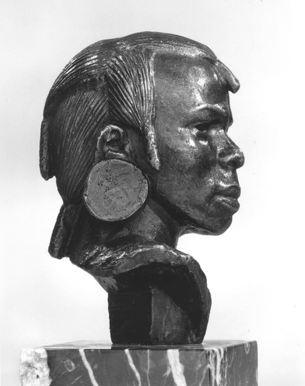 Art by Richmond Barthé.