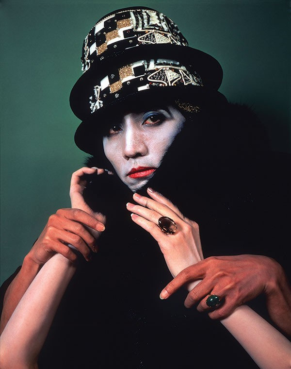 Art by Yasumasa Morimura from Yasumasa Morimura: Theater of the Self, Oct. 6-Jan. 12, at The Andy Warhol Museum