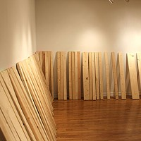 At Pittsburgh Center for the Arts, installations by Keith Lemley and Meghan Olsen play off one another