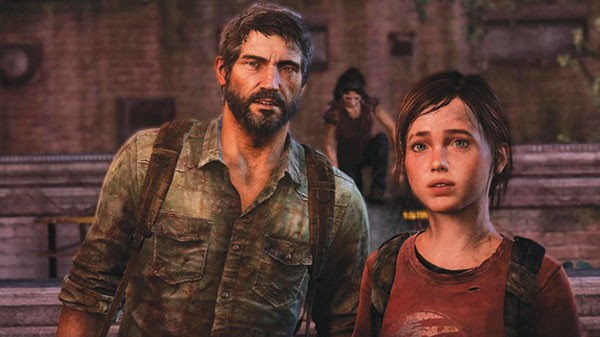 At the heart of the game is the relationship between Joel and Ellie.